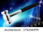 digital illustration medical... | Shutterstock . vector #176246999