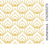 repeat linear vector circular... | Shutterstock .eps vector #1762505273