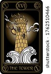 The Tower. The 16th Card Of...