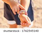 Diy Bracelet For Children From...
