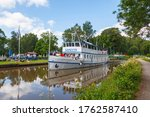 G Ta Canal  Sweden  July  2016...