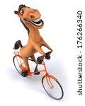 horse | Shutterstock . vector #176266340