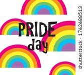 vector illustration for pride... | Shutterstock .eps vector #1762688513
