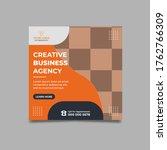 business social media post... | Shutterstock .eps vector #1762766309
