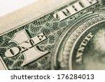 Us Dollar Bill  Super Macro ...