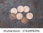 Usa Silver Morgan Coins. One...