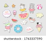 draw vector illustration... | Shutterstock .eps vector #1763337590
