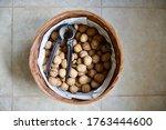 Walnut Crushing Tool And...