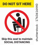 Do Not Sit Here To Maintain...
