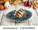 Gourmet Italian Caprese Salad...
