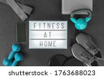 Fitness At Home Strength...