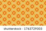 pattern vintage seamless. ... | Shutterstock .eps vector #1763729303