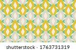 seamless geometric pattern. ... | Shutterstock .eps vector #1763731319