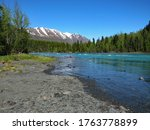 View Of Tourist Kayaking On The ...