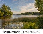 Beautiful Lake View With Motor...