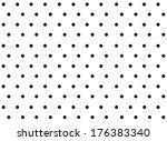 polka dots | Shutterstock . vector #176383340