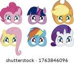 Cute My Little Pony Kids...