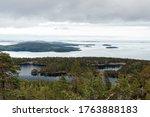 The Skuleskogen National Park...