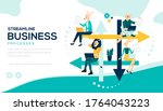 streamline business processes...