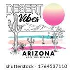 Arizona Desert Vibes T Shirt...