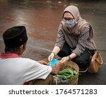 Asian Muslim Women Wearing...