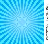 Blue Striped Background Vector...