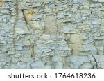 Fragment Of Natural Limestone...