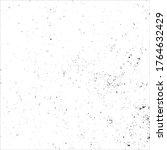 grunge black ink splats...   Shutterstock .eps vector #1764632429
