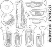 Music Instruments Collection  ...