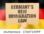 """The Phrase """" Germany\'s New..."""