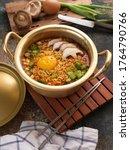 instant ramyun or korean spicy...