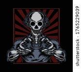 artwork illustration and t... | Shutterstock .eps vector #1765229039