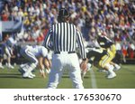 referee at a football game | Shutterstock . vector #176530670