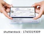 Scanning Remote Deposit Check...