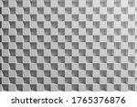 3d Illustration White Checkered ...