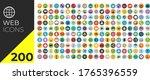 universal web   technology icon ... | Shutterstock .eps vector #1765396559