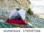 Inner Layer Of Two Person Tent...