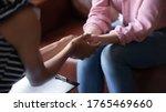 African Psychologist Hold Hands ...
