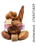 Assorted Breads And Bagel With...