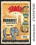 Buddhism Religion Vector...