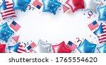 4th of july party background... | Shutterstock .eps vector #1765554620