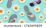 Camomile Flower  Sunglasses An...