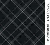 grey modern diagonal check... | Shutterstock .eps vector #1765777109