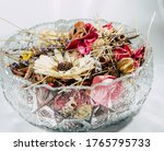 Potpourri Or Dried Petals...