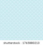 Scallop Pattern Vector...