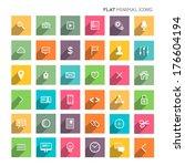 modern flat minimal icons   seo ...