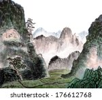 Traditional Chinese Painting  ...