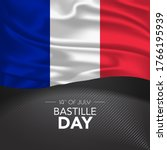 france happy bastille day...   Shutterstock .eps vector #1766195939