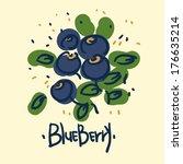 doodle sketchy simple vector... | Shutterstock .eps vector #176635214