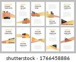 creative social networks... | Shutterstock .eps vector #1766458886